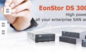 EonStor DS 3000 High powered