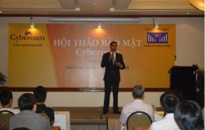 Successful Cyberoam Seminar at Oscar Hotel on 30thOct08 (INET – KNC)