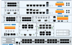 New Sophos XG Firewall with Security Heartbeat™